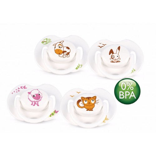 AVENT 6-18m Animal Soother