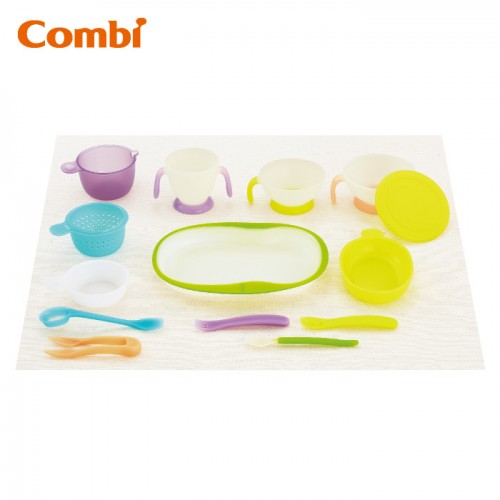 Combi: Baby Tableware Combo Set
