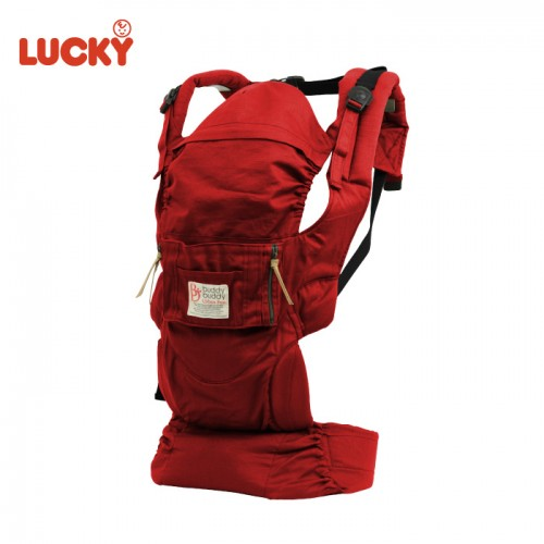 LUCKY:Urban Fun Carrier_紅色