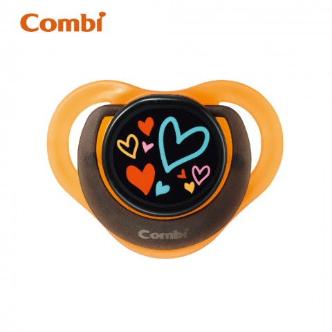 Combi 安撫奶咀M Size (OR)